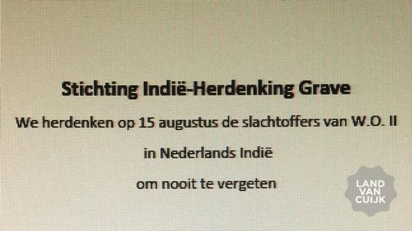 Stichting Indië-Herdenking