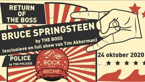 Rock at Riche Tributenight!