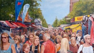 AFGELAST - Vakantiejaarmarkt in Mill
