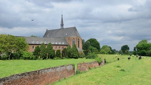 Lezing en rondleiding kloostertuin Sint Agatha