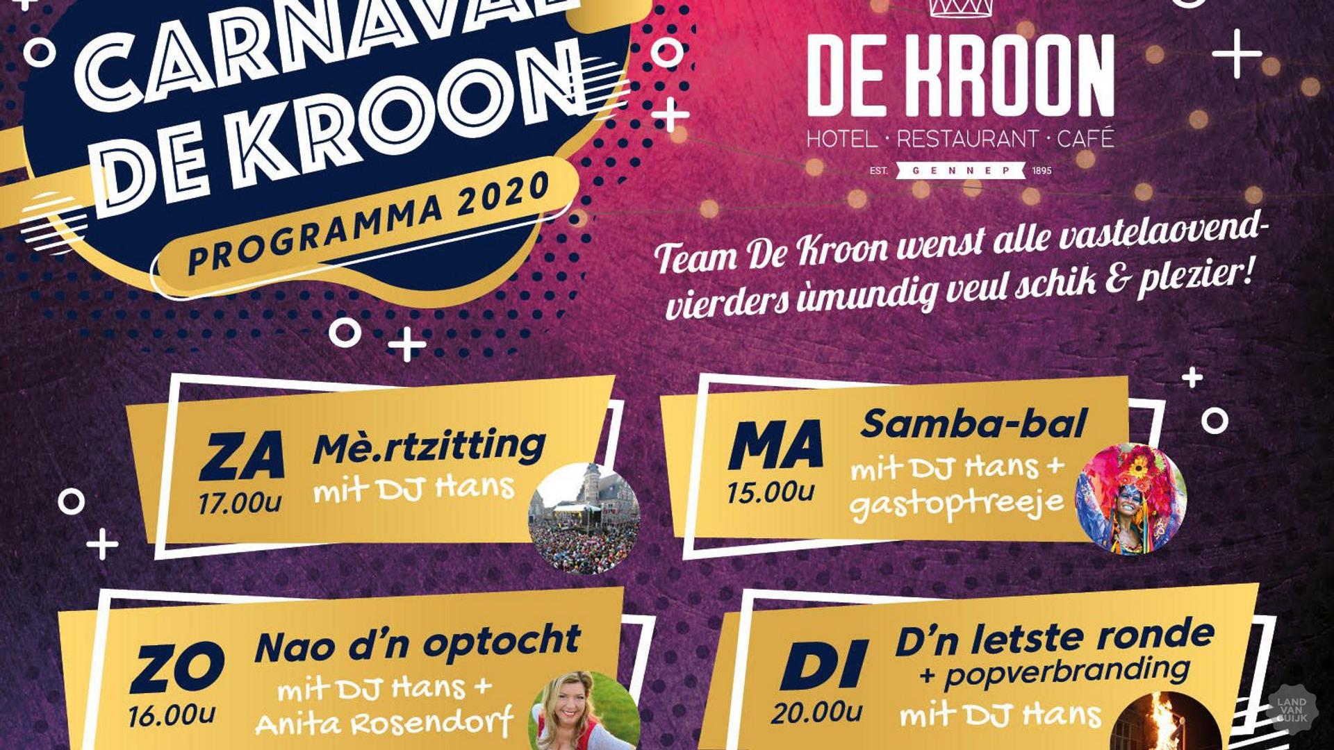 Kroon - Carnaval