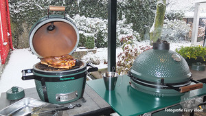 workshop winter bbq op de BGE