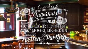 Live: Two stools bij Grandcafé 't Lagerhuis