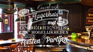 Live: The Greyhounds bij Grandcafé 't Lagerhuis