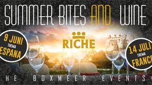 Summer Bites & Wines