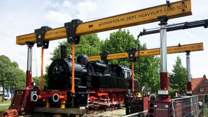 Nieuwe Rails