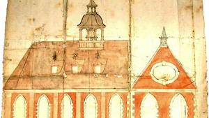 kerk exterieur