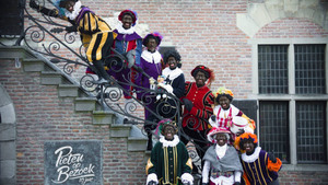Intocht Sinterklaas Grave
