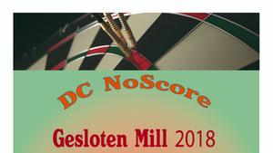 Gesloten Dartskampioenschap Mill
