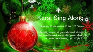 Vierlingsbeekse Kerst Sing Along