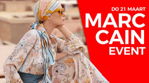 Marc Cain event bij Mode & Design Grave.