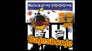 Uitvoering musical Groep DèDieDèDoen
