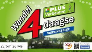 Wandel 4daagse Vierlingsbeek en Groeningen