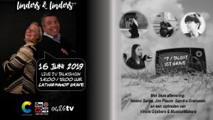 Linders&Linders Live Talkshow aflevering 7