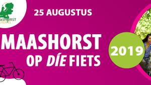 Maashorst Op díe Fiets
