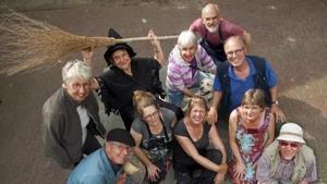 Kunstkolk Boxmeer groepsfoto