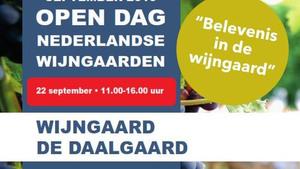 Open Dag Wijngaard