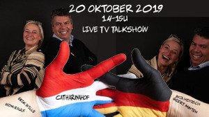 Linders&Linders LIVE Talkshow thema 'Immer wieder Sonntags'