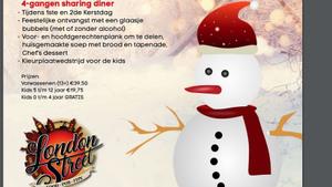 Kerst brunch of diner - Mill