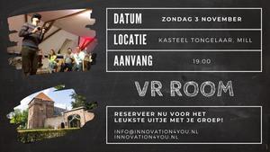 Virtual Reality Room Kasteel Tongelaar