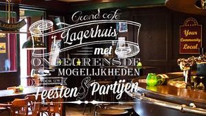 Reel to Real in 't Lagerhuis