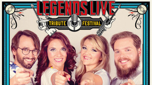 Legends Live Tribute Tour