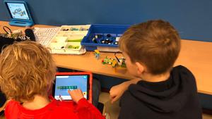 Leanderlab Lego