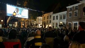 GEANNULEERD - Openluchtfilm Filmcafe Grave