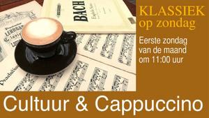 GEANNULEERD - Cultuur & Cappuccino bij de Weijer in Boxmeer