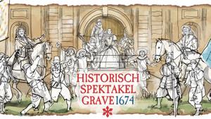 GEANNULEERD - Historische Gevelconcert Hampoort Grave