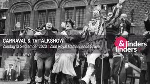 TV Talkshow Linders&Linders Live - Carnaval