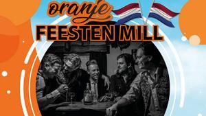 Oranjefeesten Mills Aldendrielpark