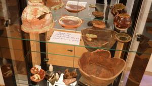 Aardewerk van Essing-gevonden bij opgravingen Nillessen