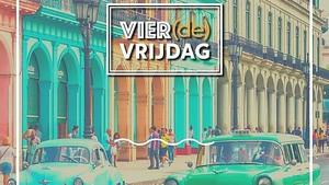GEANNULEERD - Cuba Libre bij de Kroon