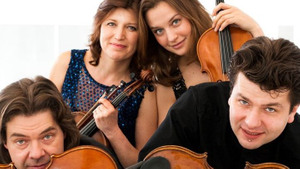 Zemtsov Viola Quartet bij Kunst in het Kerkje
