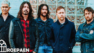 GEANNULEERD - Undercover: Foo Fighters • Roepaen Podium