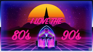 I love the 80's en 90's Roepaen