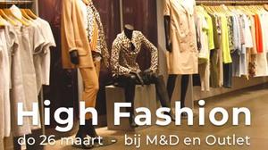 GEANNULEERD - High Fashion event