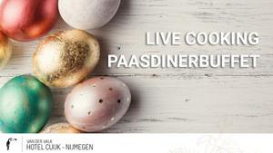 GEANNULEERD - Live Cooking Dinerbuffet