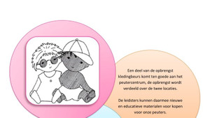 GEANNULEERD - Spring Peutercentrum kinderkleding en speelgoedbeurs