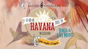 Havana Weekend op Tongelaar