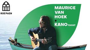 Maurice van Hoek Kanotocht en concert