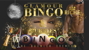 Glamour Bingo & Bubbels bij Riche