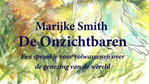 Boekpresentatie 'De Onzichtbaren' door Marijke Smith