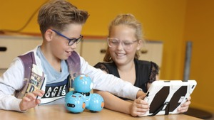 Kinderboekenweek TechLab Expeditie: Worden wat je wil! (Gennep)