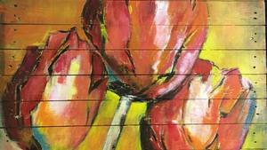 Pellet schilderen