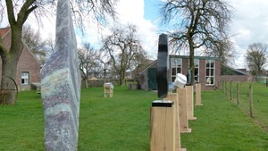 Dagworkshop beeldhouwen in Ontmoetingspunt 't Helder Overloon