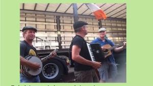 Optreden Reel to real, Ierse ballades