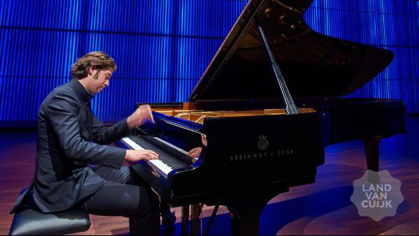 Spaanse pianoconcert 'Cancion y Danza'