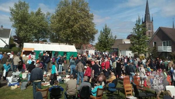 Rommelmarkt Haps